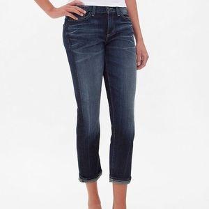 BKE Buckle Addison skinny crop jeans 00 size 24